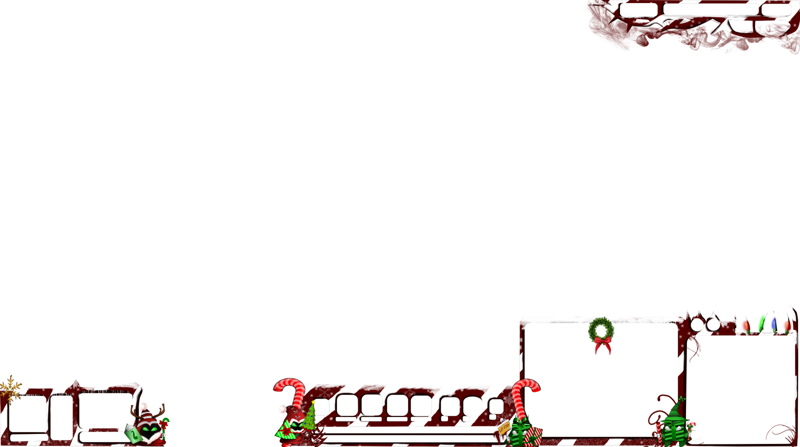 minions league of legends christmas overlay stream by adream0fsin - Christmas Overlays