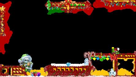 FREE overlay for christmas  tristana poro