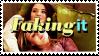 Faking It Stamp by KooikerKaz