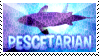Pescetarian Stamp by KooikerKaz