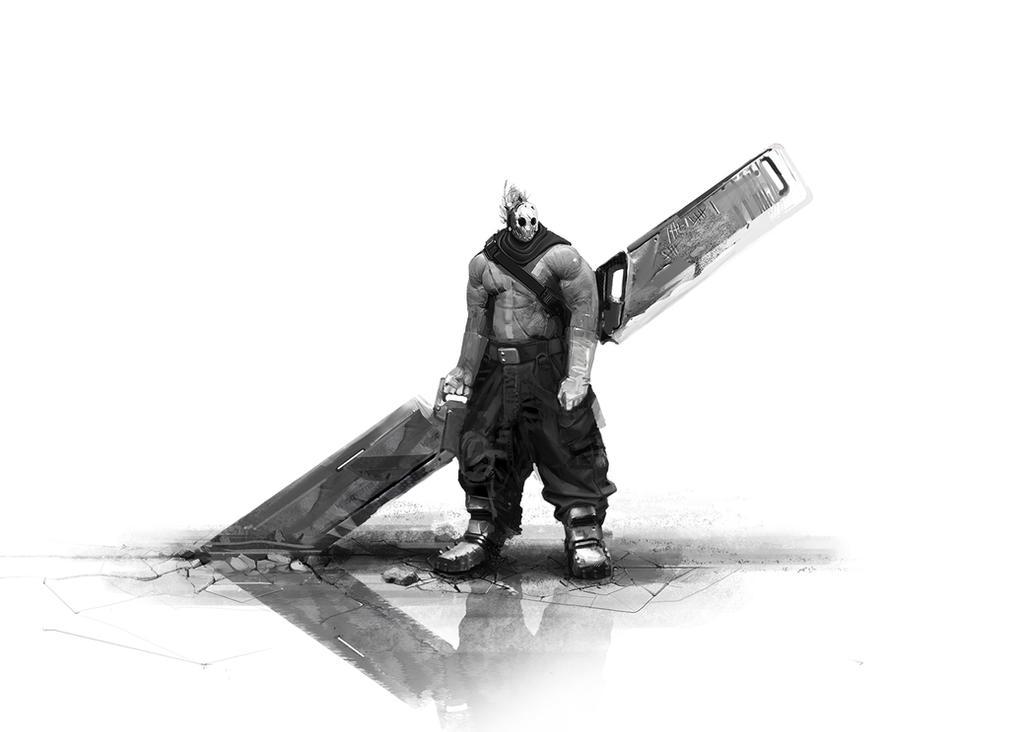 Tender assassin by shirik
