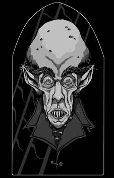 Count Orlok Flat 4x6