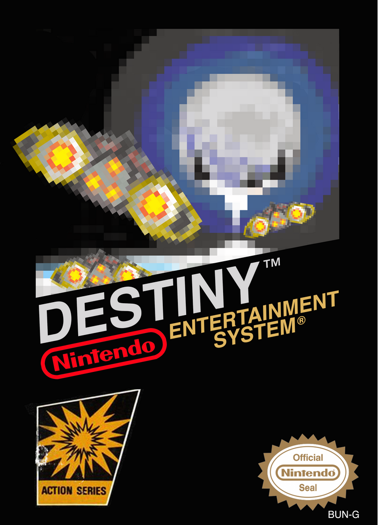 Destiny on NES by El-Tezcatlipoca