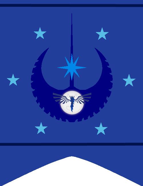 New Lunar Republic Banner by Ahsokafan100