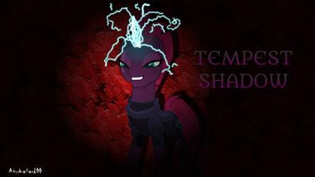 Tempest Shadow Wallpaper by Ahsokafan100