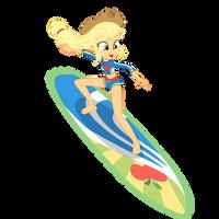 Surfing AJ