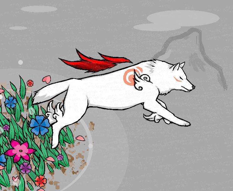 Amaterasu by Caliburnus02
