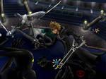 KH2: XIII Roxas-Samurai