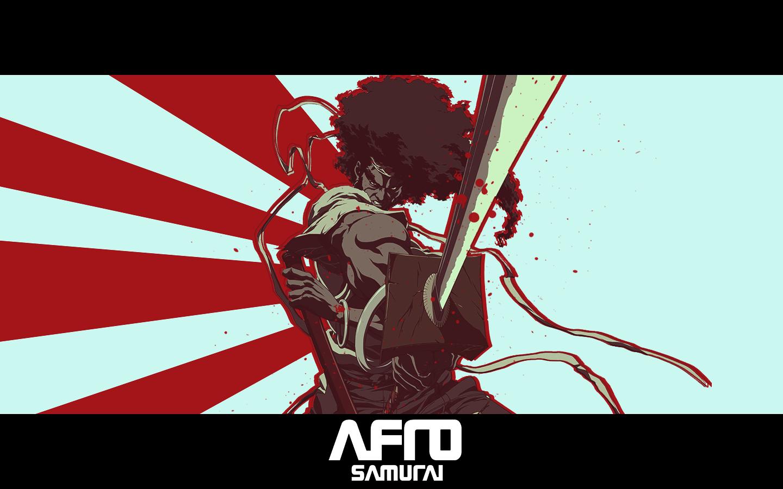 Afro Samurai by EzekielAntoniewicz