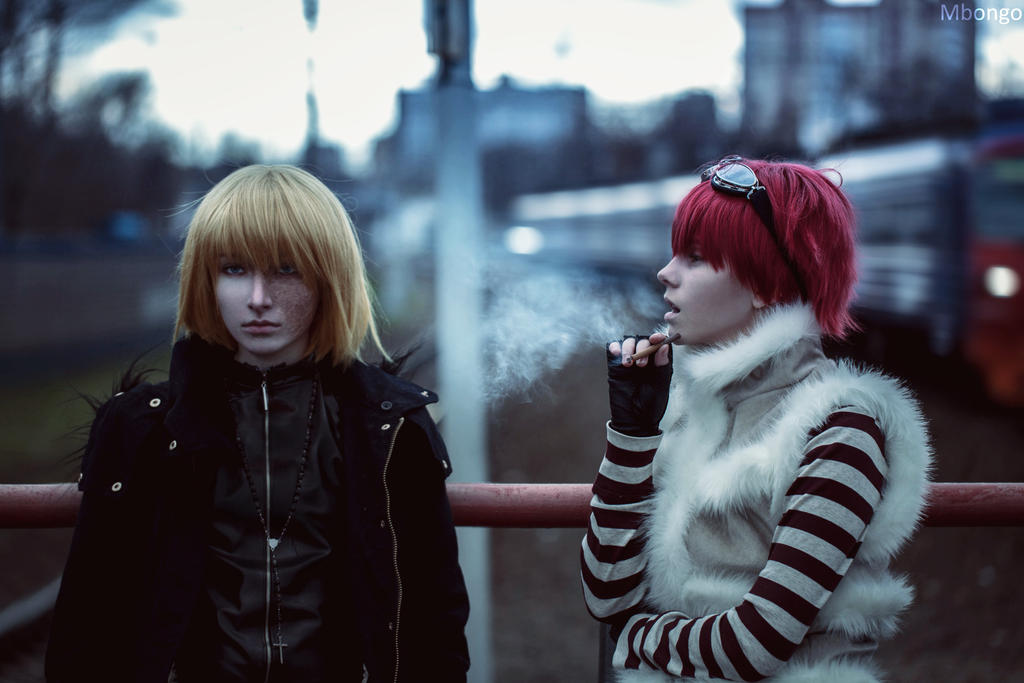 Matt and Mello #3 by Tovarish-N