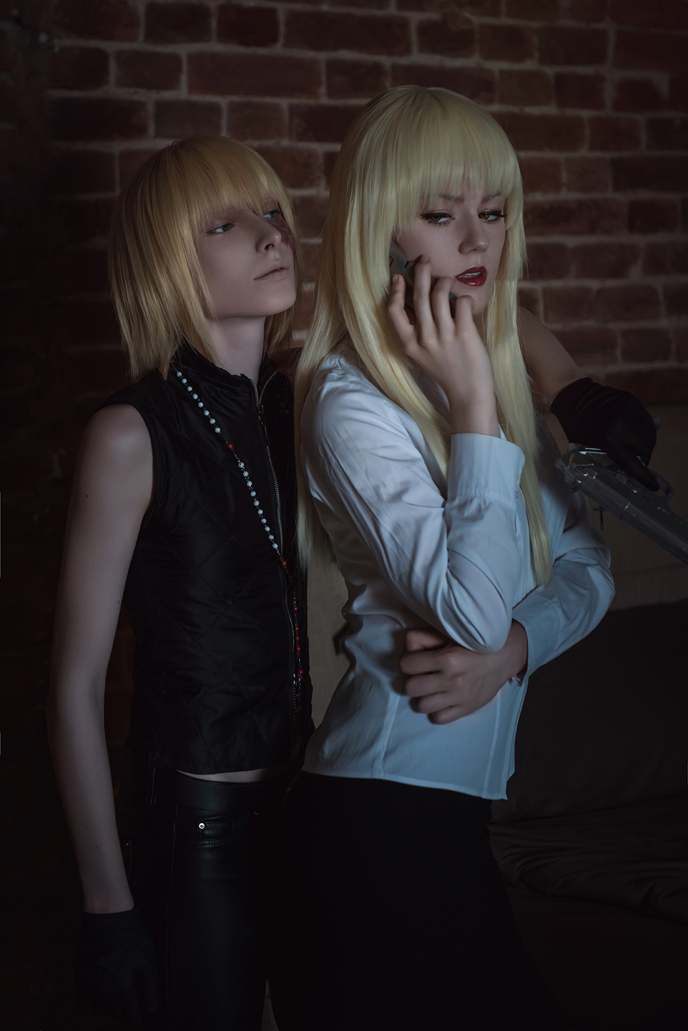 Mello and Lidner by Tovarish-N