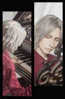 Gokudera and Yamamoto by Tovarish-N