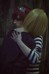 Matt and Mello by Tovarish-N