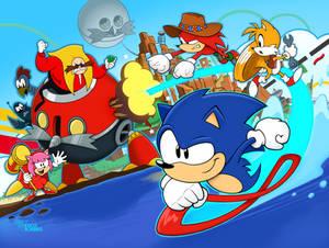 Strange Isn't It (Sonic)