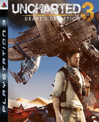 Uncharted 3 Drake's Deception by Squall-Darkheart