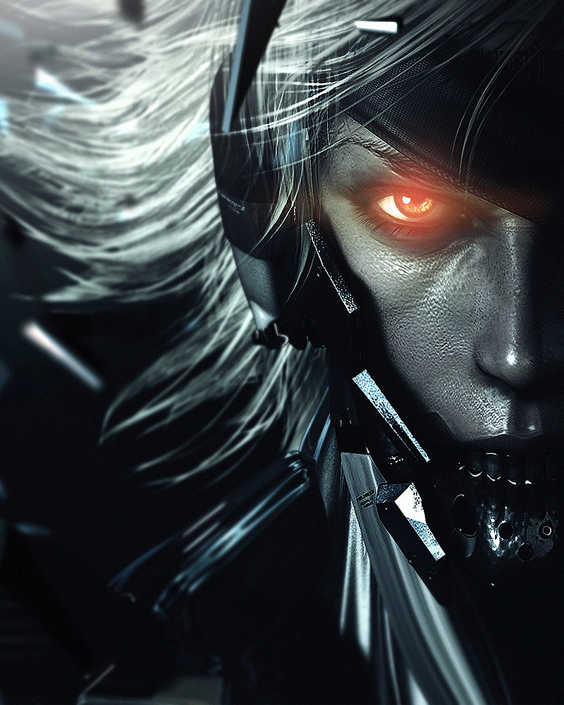 Metal Gear Rising Wallpaper: MGR Raiden Avatar By Squall-Darkheart On DeviantArt