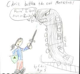 5YOC - Chris vs. The Metrolink