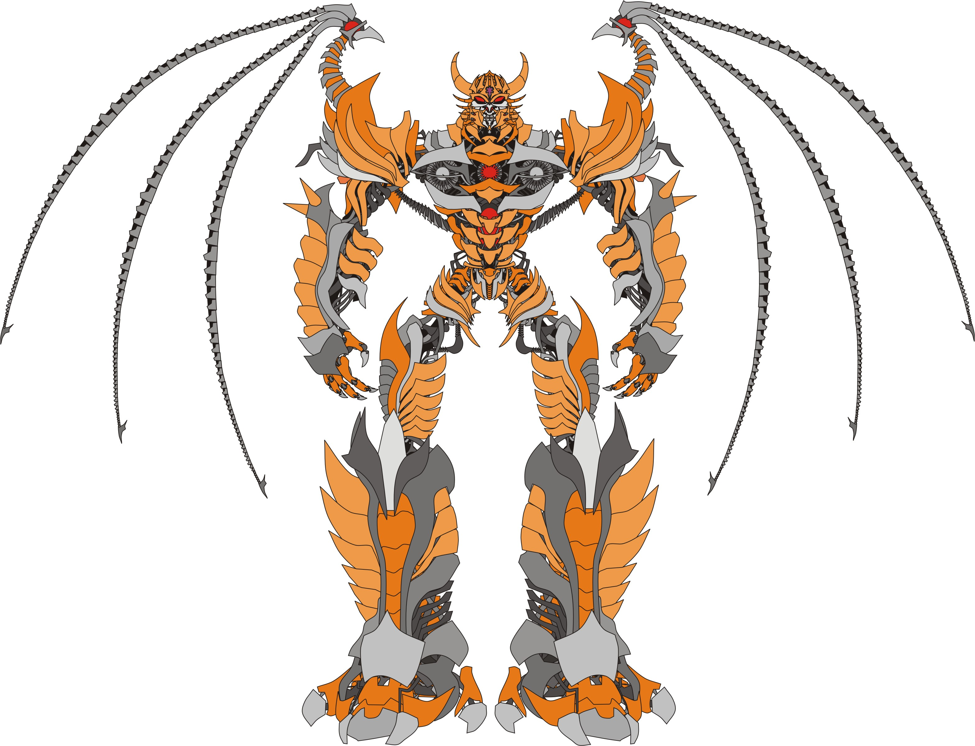 unicron movie style vectorial by g1d4n on deviantart