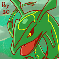Pokeddex: Day 30 by CandidCanine