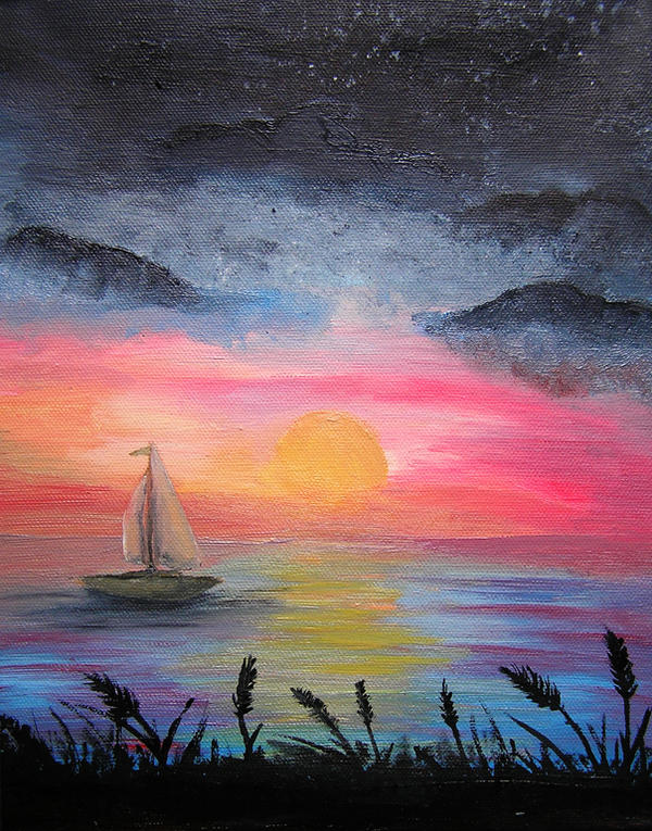 Sea by JenniElfi