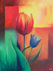 Tulip by JenniElfi