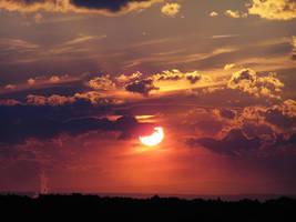 Sunset IV by JenniElfi