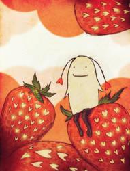 Heartberries by JenniElfi