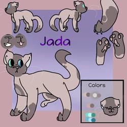 Jada (redesign thingy) by DogeWowza