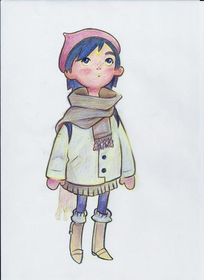 Color study by XiNoka
