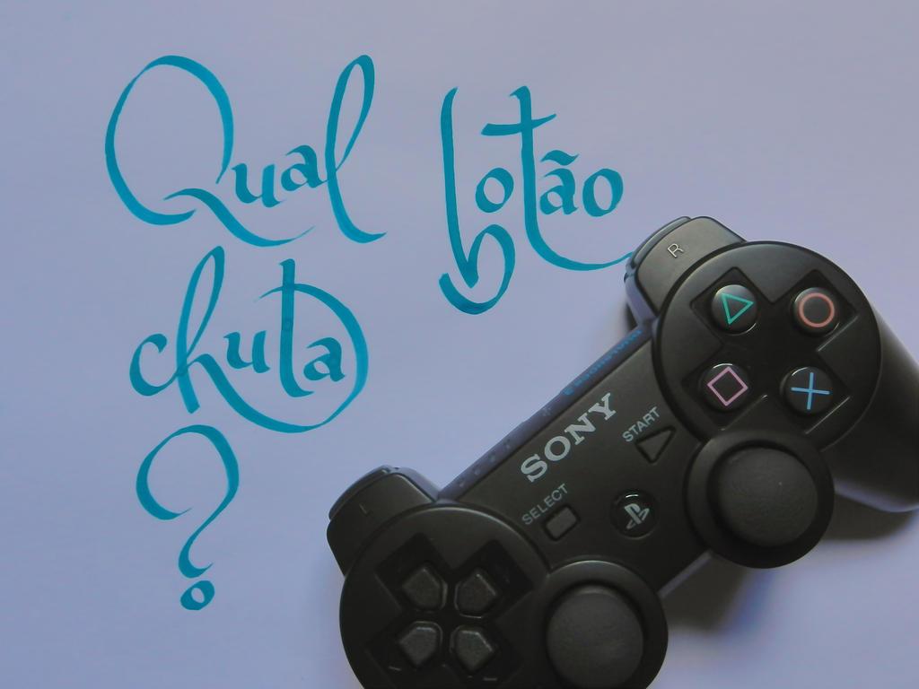 Sou o player 1! by XiNoka