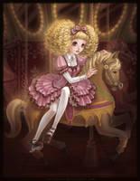 Carousel Dream by tanushaSh