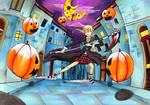 Pumpkin Terror