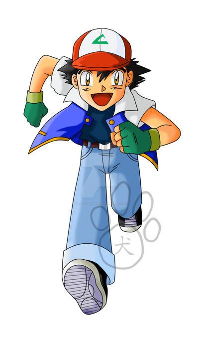 Ash by I-n-u--Y-a-s-h-a