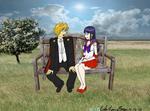 Tuxedo Naruto _ Sailor Hinata
