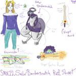 SMOCT 2 - Sailor Bandersnatch