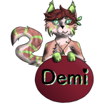 Demi Badge