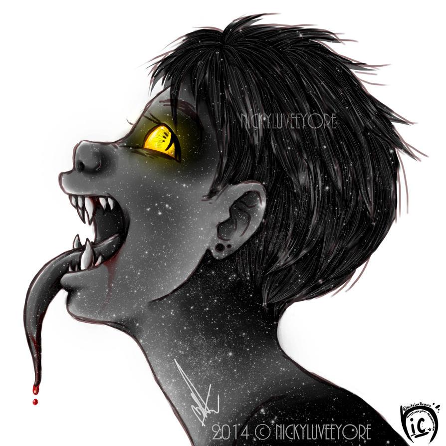 'Human' Enough by NickyLuvEeyore