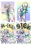 RC9GN Sick Day- tumblr dump
