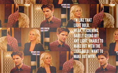 Parks and Rec - Light Bulbs