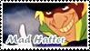 batman's mad hatter stamp. by slendeiik