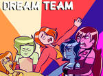 Gemsona Challenge Day 11: Dream Team