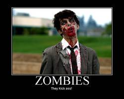 Zombies by Rayne1zuka
