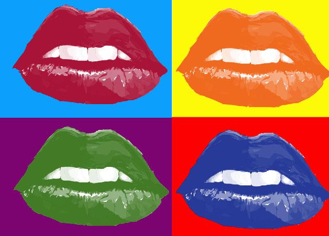 pop art by zoey64