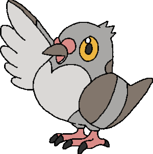 Pidove by bridgie00 on DeviantArt