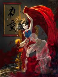 Hear Me Roar by Akiocha