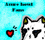 azure howl fans stamp by NekoHime07