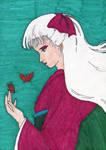 Towa from Mermaid Saga by Amara-Anon