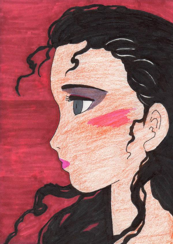 Nae from Mermaid Saga by Amara-Anon