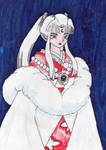 Sesshomaru's Mother by Amara-Anon