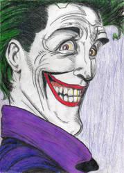 The Joker by Amara-Anon